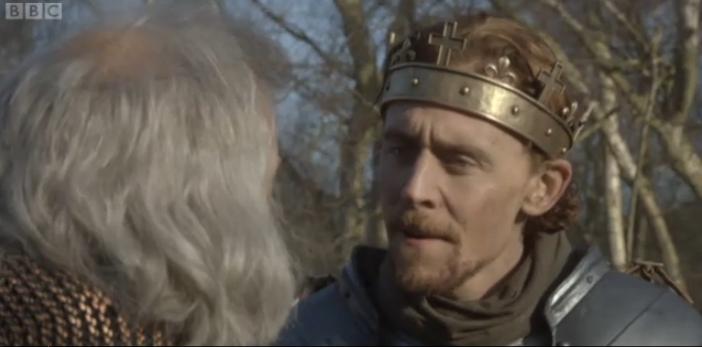 The Hollow Crown: Henry V – so strange I saw ittwice.