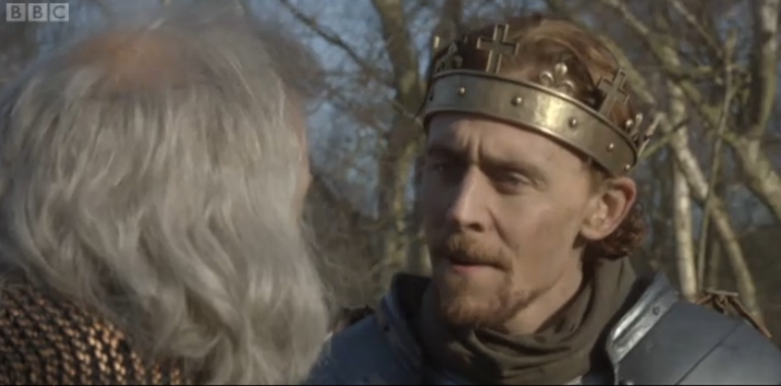 The Hollow Crown: Henry V – so strange I saw it twice.