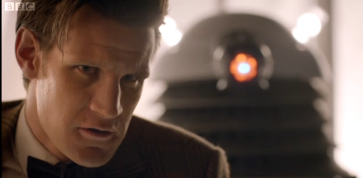 Asylum of the Daleks – 5 questions, 1observation