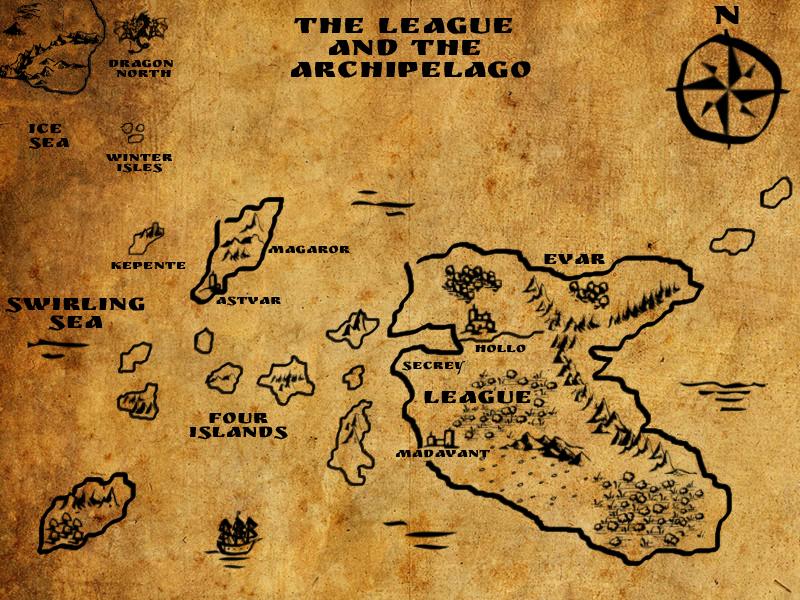 Dragonbone Chest Map