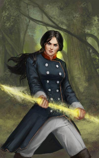 Gwenllian ferch Harri (by Olga Kolesnikova)