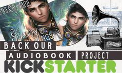 My Kickstarter Campaign Launches – Back myAudiobook!