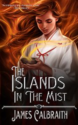"Yaldā Advent Calendar 2012 – Day 7 – ""Islands in the Mist"" Paperback and new Amazons"