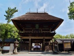 Aso Shrine in Hitoyoshi