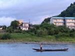 Kuma River in Hitoyoshi