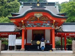 Main Hall of Kirishima Shrine