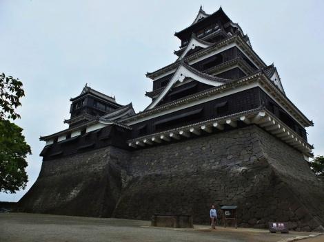 Kumamoto Castle - Main Donjon