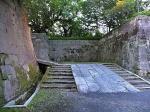 Walls of Kagoshima Castle