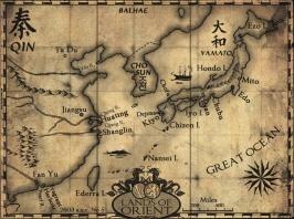 Lands Of Orient