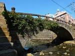 One of many bridges over Nakajima River