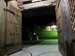 Suwa Shrine at night