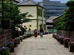 Main street of Dejima