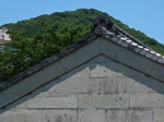 The only remaining building of the Takashima Mansion