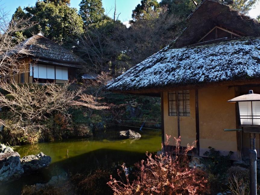 Kyoto December