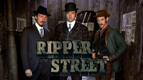 They've killed Ripper Street. Thebastards.