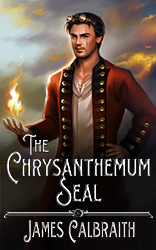 The Chrysanthemum Seal – Cover Reveal