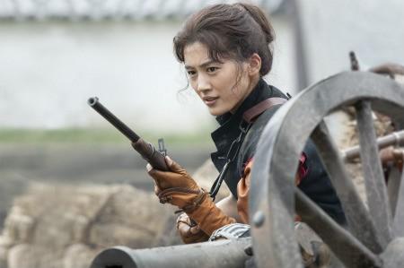 Yamamoto Yae – Joan ofAizu