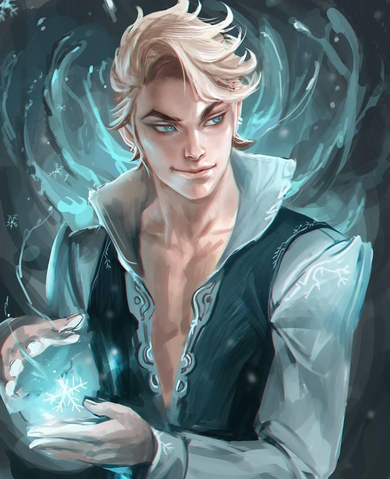 Male version of Elsa