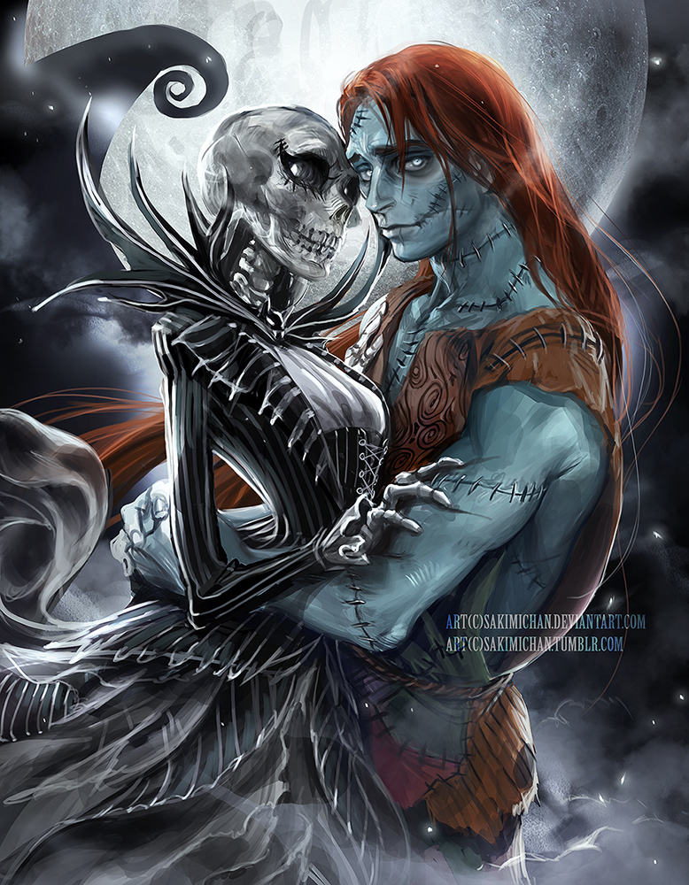 Female Version of Jack and Male version of Sally