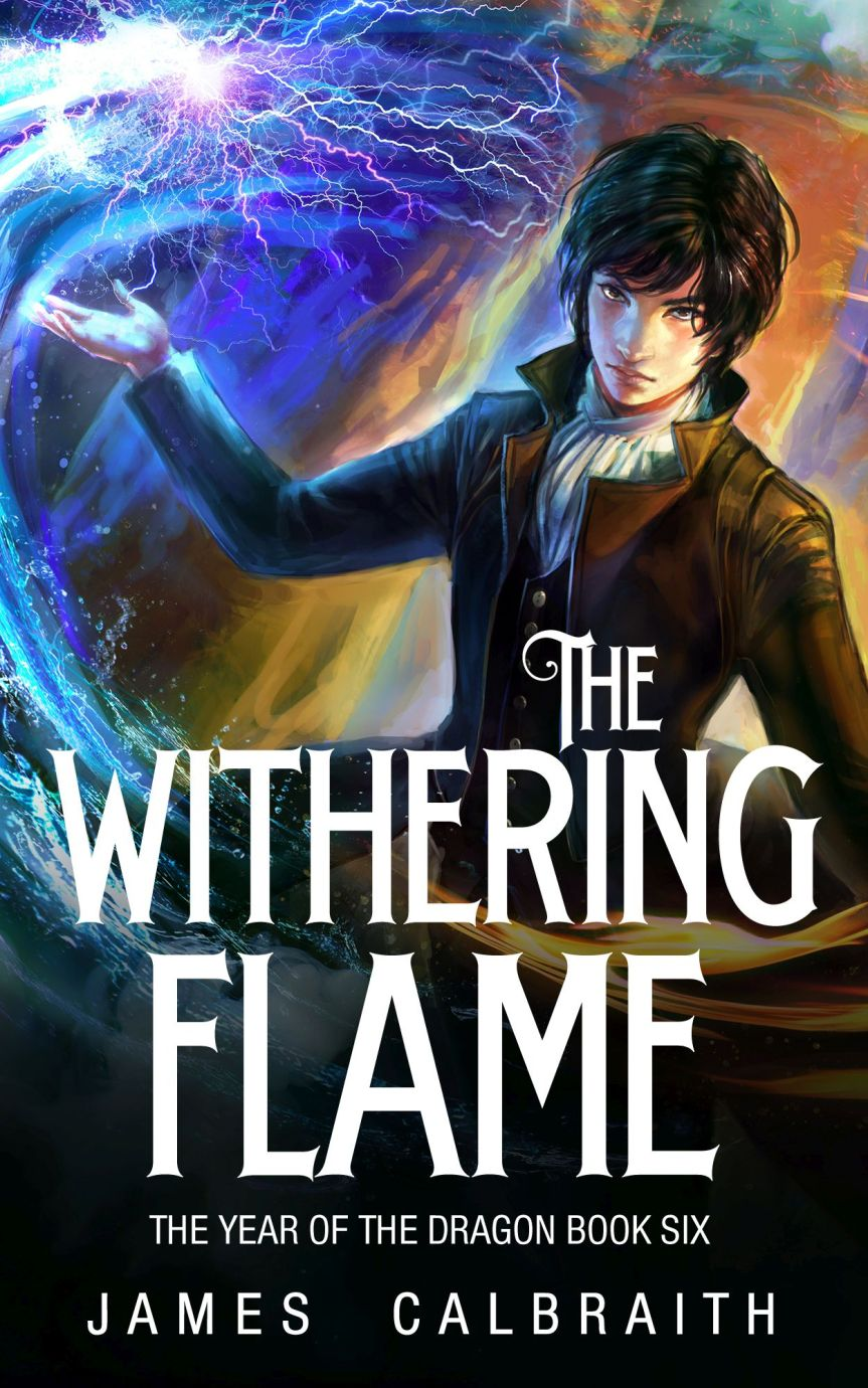 The Withering Flame Amazon Pre-Order isGo!