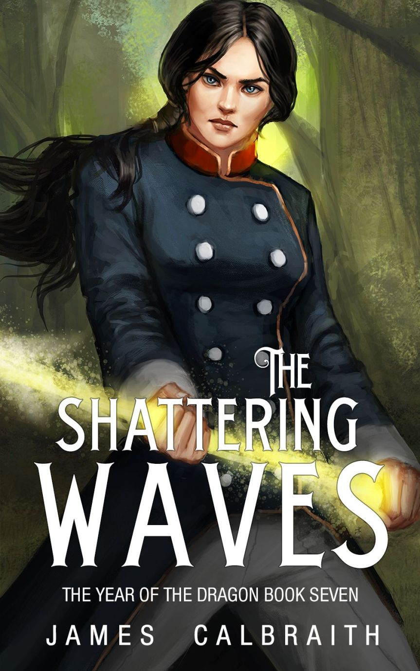 """The Shattering Waves"" full launch – now out on Nook, Kobo, Smashwords & iTunes"